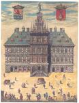 542 Stadhuis aan de Grote Markt : Curia Flissingana
