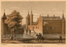 612 Het kasteel Aldegonde
