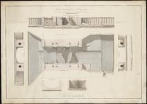 639 Grote Zeedoksluis te Vlissingen naar de veranderingen en versterkingen in 1848