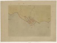 641 [Overzichtskaart van] Vlissingen [en omgeving].