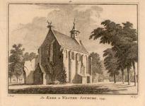 810 De kerk te Wester-Souburg [De kerk te West-Souburg]