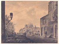 945 [De Noordstraat in Vlissingen na het bombardement in 1809]