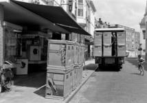 1552 Levering Zanussi wasautomaten en/of koelkasten bij firma Dert, Nieuwendijk 35-37 te Vlissingen