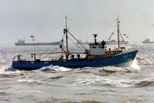 3034 Nederlandse visserschip KG 4