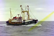 3035 Nederlandse visserschip ARM 23