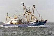 3037 Nederlandse visserschip ARM 44