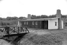 5455 De Golfbreker, het nieuwe clubgebouw van de padvinders (scouting) aan de Burgemeester van Woelderenlaan te Vlissingen