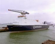 32375 Bouwnr. 378. Engelse ro-ro vrachtschip Commodore Goodwill
