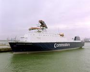 32376 Bouwnr. 378. Engelse ro-ro vrachtschip Commodore Goodwill