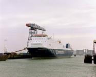 32377 Bouwnr. 378. Engelse ro-ro vrachtschip Commodore Goodwill