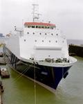 32378 Bouwnr. 378. Engelse ro-ro vrachtschip Commodore Goodwill