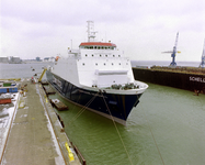 32379 Bouwnr. 378. Engelse ro-ro vrachtschip Commodore Goodwill