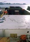 192 Ombouw afzinkbaar zwaar ladingschip Snimos Ace in de stenenlegger Seahorse I (IMO 8213744, bouwjaar 1994); in 1998 ...