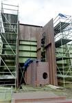 224 Ombouw afzinkbaar zwaar ladingschip Snimos Ace in de stenenlegger Seahorse I (IMO 8213744, bouwjaar 1994); in 1998 ...
