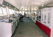 229 Ombouw afzinkbaar zwaar ladingschip Snimos Ace in de stenenlegger Seahorse I (IMO 8213744, bouwjaar 1994); in 1998 ...