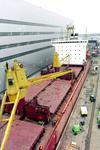 1692 Vrachtschip Igarka (IMO 8857863, bouwjaar 1986), diverse werkzaamheden aan de schroef en vervanging schroefas