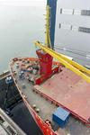 1693 Vrachtschip Igarka (IMO 8857863, bouwjaar 1986), diverse werkzaamheden aan de schroef en vervanging schroefas