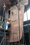 1697 Vrachtschip Igarka (IMO 8857863, bouwjaar 1986), diverse werkzaamheden aan de schroef en vervanging schroefas
