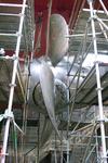 1737 Vrachtschip Igarka (IMO 8857863, bouwjaar 1986), diverse werkzaamheden aan de schroef en vervanging schroefas