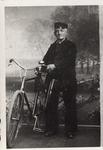 1428 Johannes Abraham Lombaard, geboren Groede 14 januari 1852, overleden Ritthem 14 maart 1924, zoon van Pieter Jannis ...