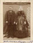 1773 Jacobus Johannes Aarnoutse (1858-1945), landman, zoon van Pieter Jannis Aarnoutse en Anna Francina Houdersteijn en ...