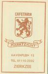 ZIE-13 Cafetaria Marktzicht, Zierikzee