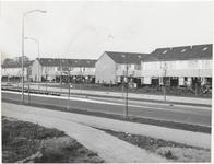 M 10697 Huizen de Hennepe gezien vanaf de Laan van Westroijen.