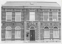 M 12029 De voorzijde van het kantoor van de jamfabriek De Betuwe aan de Grotebrugse Grintweg