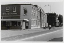 M 12032 Het kantoor van de jamfabriek De Betuwe aan de Grotebrugse Grintweg, de hoek met portierslokaal