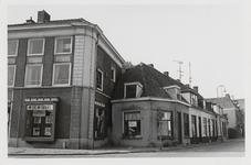 M 12053 De kruising Grotebrugse Grintweg, Hoveniersweg en de wijkwinkel