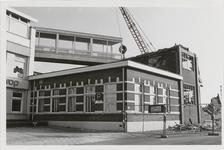 M 12065 Fabrieksgebouwen van de metaalwarenfabriek Daalderop aan de Binnenhoek, afbraak
