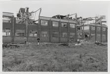 M 12066 Fabrieksgebouwen van de metaalwarenfabriek Daalderop aan de Binnenhoek, afbraak