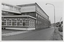 M 12067 Fabrieksgebouwen van de metaalwarenfabriek Daalderop aan de Binnenhoek, afbraak