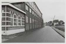 M 12068 Fabrieksgebouwen van de metaalwarenfabriek Daalderop aan de Binnenhoek, afbraak