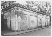 M 12077 De Orangerie achter het Ambtmanshuis aan de 1ste Achterstraat