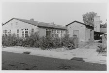 M 12078 Gebouw van de vroegere LTS of Ambachtsschool aan de Violierstraat
