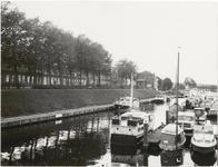 M 12089 Jachten in de haven van Culemborg