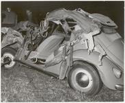 M 12155 Ingenieur komt om bij auto ongeluk