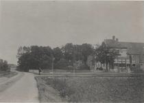 0690-3351 Culemborgseweg met trambaan en villa Fransenhof .