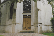 0690-3939 Oost gevel voor de restauratie van 1993.