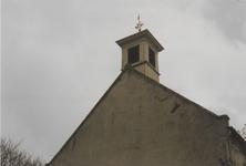 0690-3955 West gevel met torentje voor de restauratie van 1993.