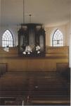 0690-4052 Binnenzijde N.H. Kerk, St. - Catharina, voor de restauratie.