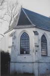 0690-4055 Buitenzijde N.H. Kerk, St. - Catharina, voor de restauratie.