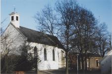 0690-4057 Buitenzijde N.H. Kerk, St. - Catharina, voor de restauratie.
