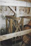 0690-4058 Onderbouw van het torentje in de N.H. Kerk, St. - Catharina voor de restauratie.