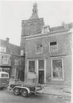 1176 Restauratie hoekhuis naast Binnenpoort, nu tapperij 'de Poortwachter'.