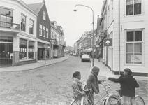 1239 'De Vier Hoeken' richting Tollenstraat.