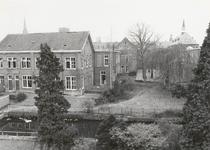 1305 Rond 1900 werd het Pensionaat Mariakroon gebouwd. Te zien is hier de achterzijde.