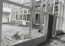 1306 Rond 1900 werd het Pensionaat Mariakroon gebouwd. Te zien is hier het Binnenhof.