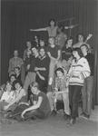 1399 Cabaret in Koningin Wilhelmina College